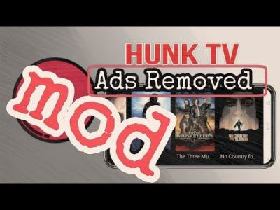 hunk tv mod apk for android – iBO Apps
