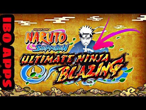 Naruto Shippuden: Ultimate Ninja Blazing – iBO Apps