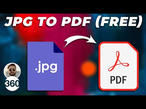 JPG to PDF: How to Convert Image Files to PDF on Android, iPhone, Windows, and Mac