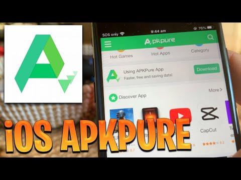 APKPure iOS iPhone Download – APKPure iPhone Download APKs for iOS (14 Working)