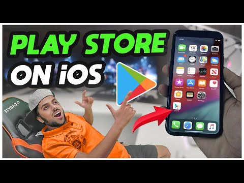 How to Download Google Play Store on iOS (Install APKs on iOS) iPhone & iPad