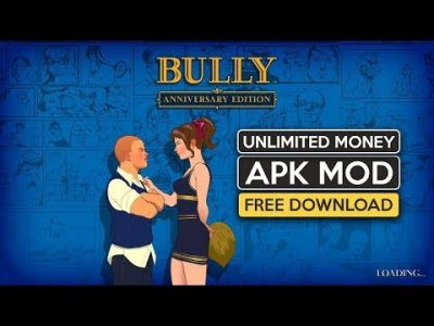 Bully Anniversary Edition Apk Mod OBB for Android free Download 2021