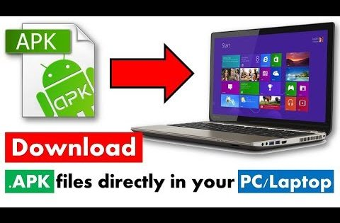 How to Download APK files to PC?