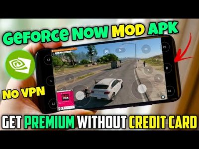 Nvidia Geforce Now M0D Apk No VPN   Get Free Premium   Play Any PC Games on Android   Tricky guy