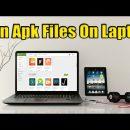 How to install apk files on Windows 10?METHOD-2