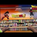 Top 5 New Mugen Dragon Ball Super Games For Android Apk 2020 – Download Now!