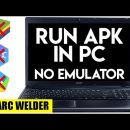 How to Run Android Apk in PC or Laptop Without Emulator and ARC Welder | New Trick | TECH Aditya
