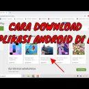 cara mendownload aplikasi android di playstore menggunakan PC / | apk downloader | apk google play